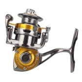 ini Spinning Reel 3 + 1 Ball Bearings 5.0: 1 mulinello da spinning in metallo pieno