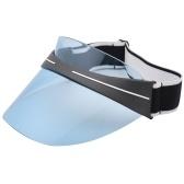 Пластиковая прозрачная шляпа от солнца