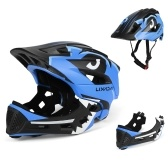 Lixada Kids Detachable Full Face Helmet