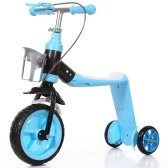 2 in 1 Kids Child Scooter Balance Car Children