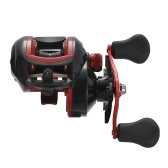Lightweight High Speed 8.1:1 Gear Ratio Baitcast Fishing Reel