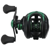 Lightweight High Speed 9.1:1 Gear Ratio Baitcast Fishing Reel