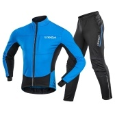 Lixada Men Winter Cycling Clothing Set