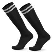 Meias de futebol Footbll respirável antiderrapante meias adultos crianças esportes meias joelho