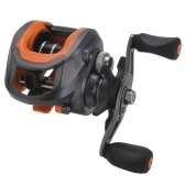 Ultralight Baitcasting Reel 17+1BB High Speed 7.2:1 Gear Ratio Magnetic   Brake System Baitcast Fishing Reel