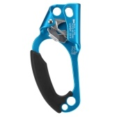 Lixada Hand Ascender Rope Clamp Climbing Ascender Rock Rappelling Equipment