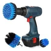 Kit di spazzole per la pulizia della lavasciuga elettrica