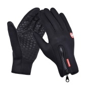 Kyncilor Glove Outdoor Winter Warm Non-slip Touching Screen Gloves For Sport Bike Riding