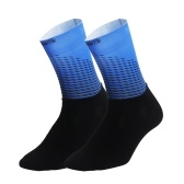 Men Women Cycling Socks Anti-Slip Wearproof Breathable Running Outdoors Athletic Compression Socks