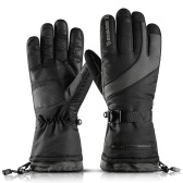 Winter Warm Gloves Skiing Gloves Men Women Windproof Snow Gloves Water Resistant Sports Gloves For Skiing Cycling Climbing