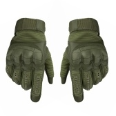 Touching Screen Hard Knuckle Gloves PU Leather Outdoor Sport Gloves Proffessional Cycling Paintball Gloves
