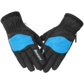 1 Pair of Winter Gloves Thermal Gloves Outdoor Warm Mittens Warm Touch Screen Gloves  Full-Finger Mittens Waterproof  Windproof Cold Weather Hand Warmers for Driving Running Cycling Cold Weather Gloves