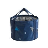 Collapsible Bucket Multi-Use Portable Basin for Soaking Feet Travelling Camping Picnic Indoor Outdoor