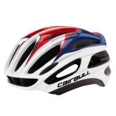 Leichter Fahrradhelm mit Visier In-Mould Mountain Rennrad Fahrradhelm Outdoor Sport Schutzhelm für Männer und Frauen 29 Belüftungsöffnungen