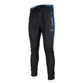 ARSUXEO invierno pantalones paño grueso y suave caliente bicicleta termal a prueba de viento con estilo ciclismo pantalones con pantalones largos