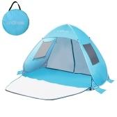 Открытый кемпинг Палатка Всплывающая палатка для веселых игр Автоматическая палатка мгновенного действия для мальчиков и девочек Детская пляжная палатка Детская игровая площадка Палатка для кемпингов