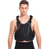 Professionelles Segeln Wasserski Schwimmweste Weste Wassersport Sicherheit Schwimmweste Tragbare Überlebensjacke für Erwachsene