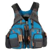 Lixada Outdoor Breathable Fishing Life Vest