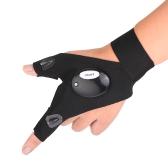 Светодиодные световые перчатки без перчаток