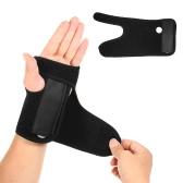 1PC Hand Brace Wrist Support Removable Splint Боевые искусства Теннисный велосипед Мотоцикл Предупреждение Нарушение травмы