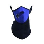 Inverno ciclismo Anti-vento e maschera anti-polvere Scudo del viso Evitare il vento per la formazione o gli sport