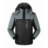 FH-1588 Herren Winddichte Fleece Winter Outdoor Sportjacke