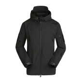 Outdoor winddichte Fleece warme Haifischhaut Softshell V4.0 Jacke
