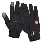 Lixada Touchscreen Cycling Gloves