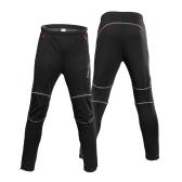 メンズ防風性アスレチックパンツ冬サーマルフリースアウトドアスポーツバイクサイクリング乗馬パンツズボン