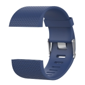 Replacement Band for Fitbit Surge Soft TPU Silicone Adjustable Strap for Fitbit Surge Fitness Superwatch