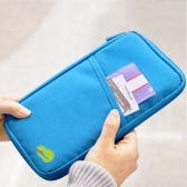 Multi-Functional Travel Passport Package Holder Case