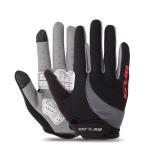 GUB Unisex Gel Padded Touch Screen Full Finger Велосипедные перчатки MTB Road Bike Велосипед Верховая езда Спортивные перчатки