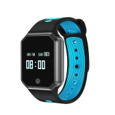 QW11 Fitness Workout Distance Tracker pulsera inteligente