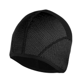 Arsuxeo Windproof Thermal Fleeced Cap Helmet Liner Beanie Cap Hat Outdoor Sport Running Ciclismo Sci
