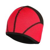 Arsuxeo a prueba de viento gorro con capucha térmica casco gorro gorro de deporte al aire libre corriendo ciclismo de esquí