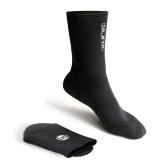 SLINX Stilvolle Unisex Stretchable Isolierte Bequeme 3mm Schwimmen Socken Bademode Neopren Tauchsocken Anti Scratches Erwärmung Schnorcheln Socken Für Strand Schwimmen Yoga Tauchen Surfen Schnorcheln