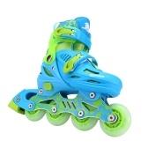 Pattini di protezione per skateboard per bambini Set di pattini a rotelle inline con elmetto Gomitiere Protezioni per il polso