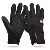 Winter Leder Handschuhe & Fäustlinge Driving Touch Screen Handschuhe