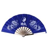 Нержавеющая сталь Фитнес Kung Fu Fan
