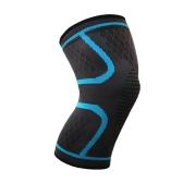 1 stücke Lauf Basketball Radfahren Knieschützer Sport Ausrüstung von Elastischen Nylon Knie Unterstützung Hosenträger Sleeve für Schützen Knie