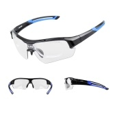 GUB Photochromic Sonnenbrille UV Schutz Outdoor Sport Radfahren MTB Fahrrad Brille mit Myopie Rahmen