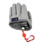 1pc guante de pesca con imán liberación pescador profesional captura guante de pescado con gancho magnético guante de caza