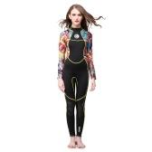 3mm Ganzkörper Neopren Neoprenanzug Farbe Tauchen Schnorcheln Schwimmen Wassersport Ausrüstung