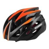 Casco per bicicletta da ciclismo per adulti con occhiali magnetici staccabili. Sicurezza leggera per l'arrampicata sportiva