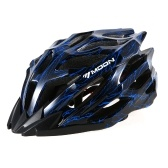 Casco de la bici de la bici del adulto de la luna Casco de ciclo ajustable del deporte Cascos de la bicicleta