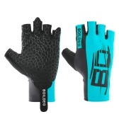 BOODUN Unisex Half Finger Велосипедные перчатки
