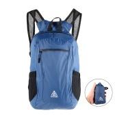 ANMEILU 18L Сверхлегкий складной водонепроницаемый рюкзак