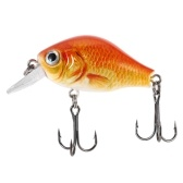 Blusea 1pc 2 inch 8.3g Mini Crankbait Плавающая рыболовная приманка Crank Bass Bait Wobbler Fishing Lure Hard Fishing Lure Bait
