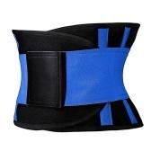 Fitness Cintura Cinturón Entrenamiento Cintura Trimmer Deportes Lumbar Poca Espalda Brace Running Yoga Cintura Abrigo Protector Deportes Cintura Entrenador
