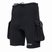 Trajes de neopreno Pantalones cortos 3MM Pantalones de buceo Neopreno Canoas Natación Snorkel Surf Kayak pantalones con bolsillos